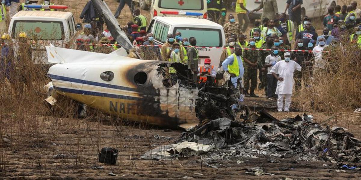 Nigerian Air Force Plane Crash