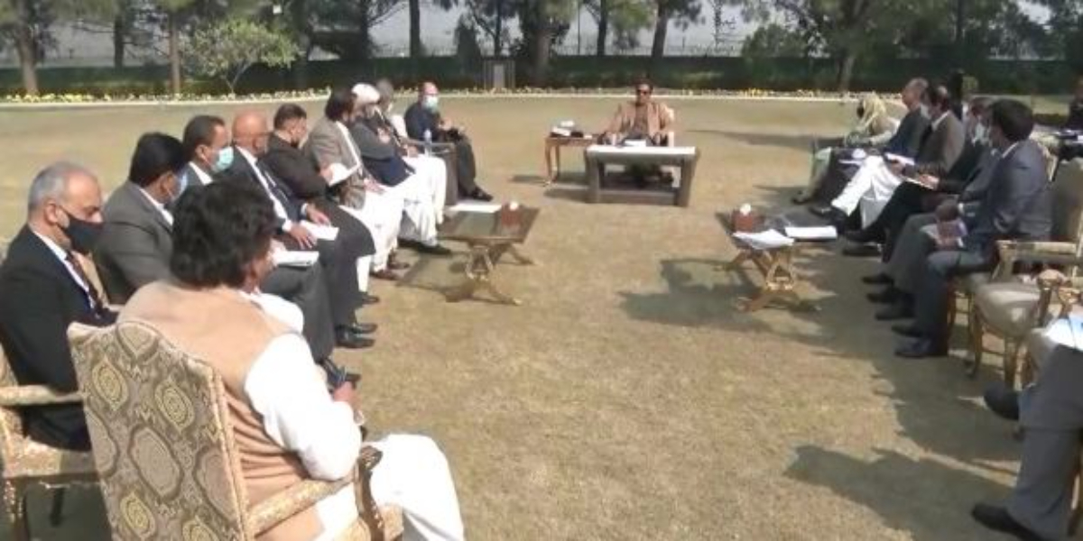 PM Imran solirization tubewells