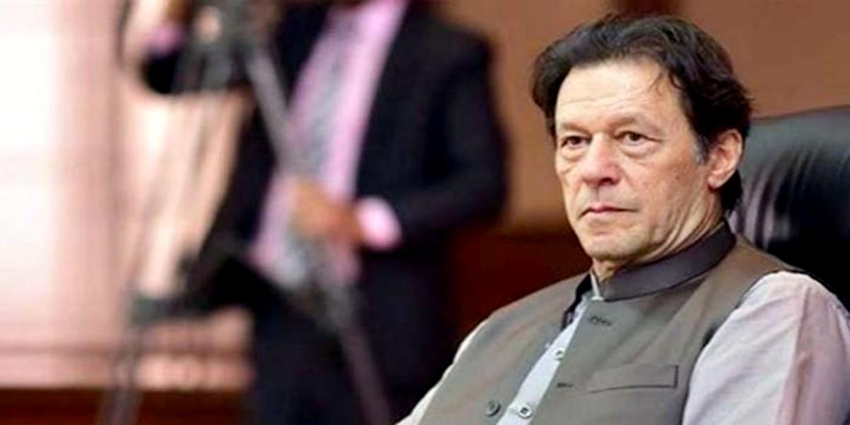 PM Imran virtual addressing