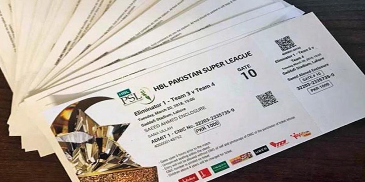 Buy PSL 2021 Tickets Online