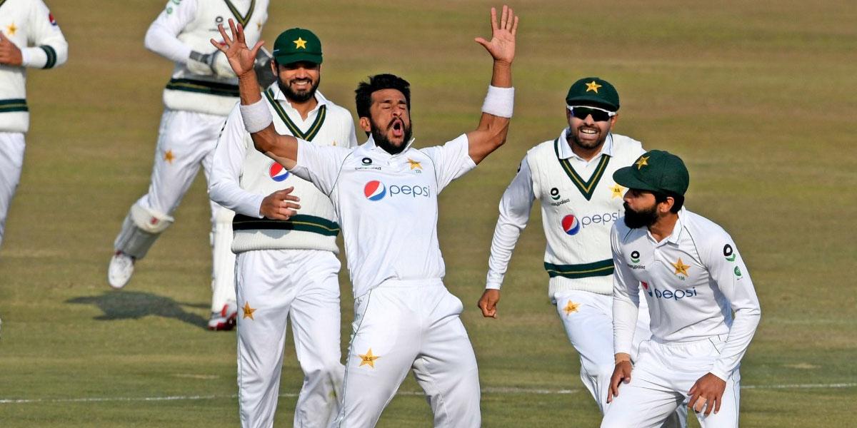Pak V SA South Africa Test match