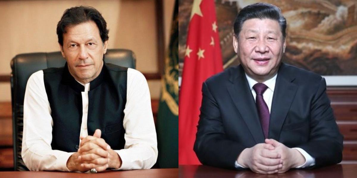 Pakistan congratulates China