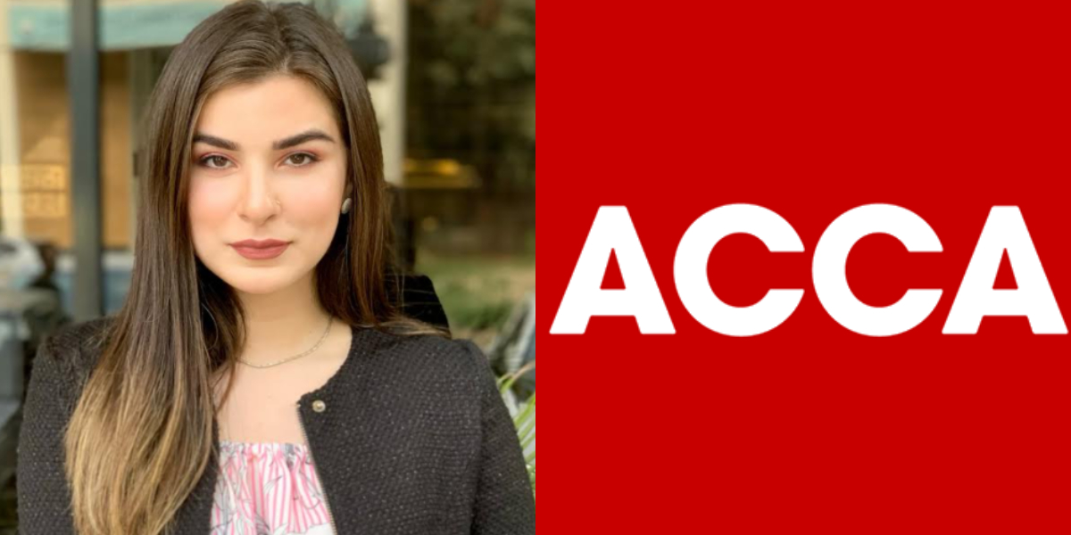 Pakistani ACCA student