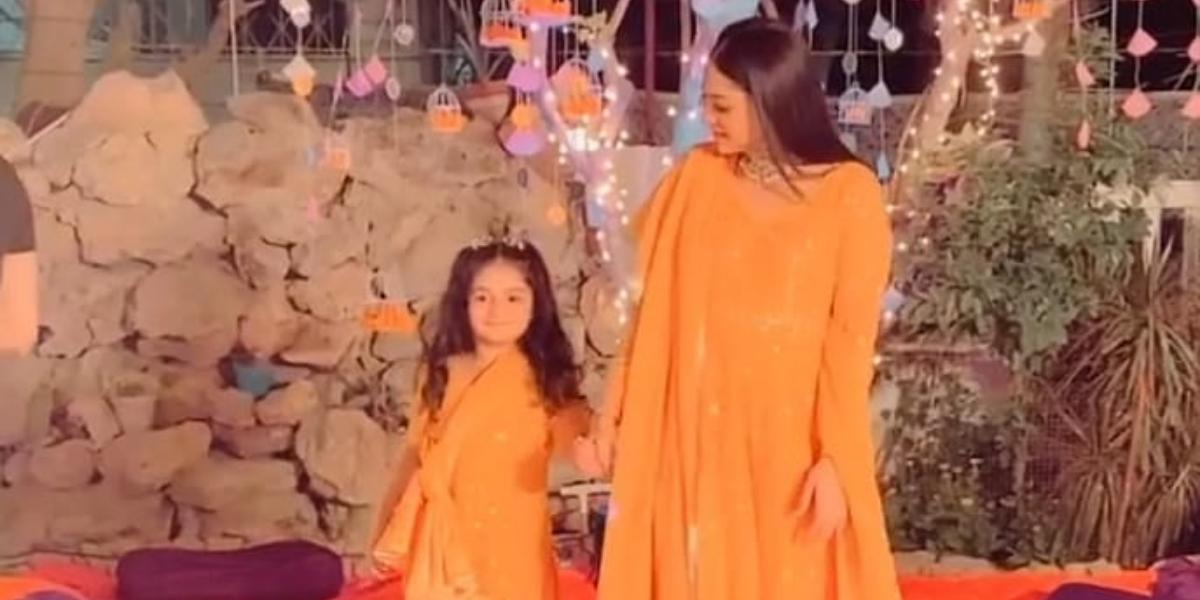 Sanam Jung Dance Video