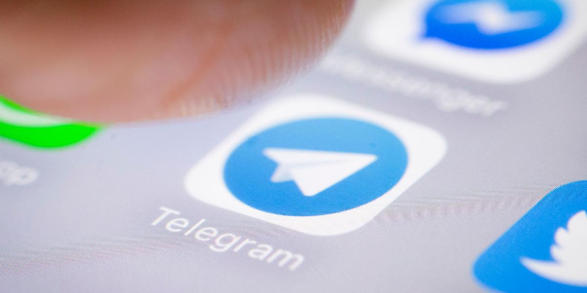Telegram font sizes