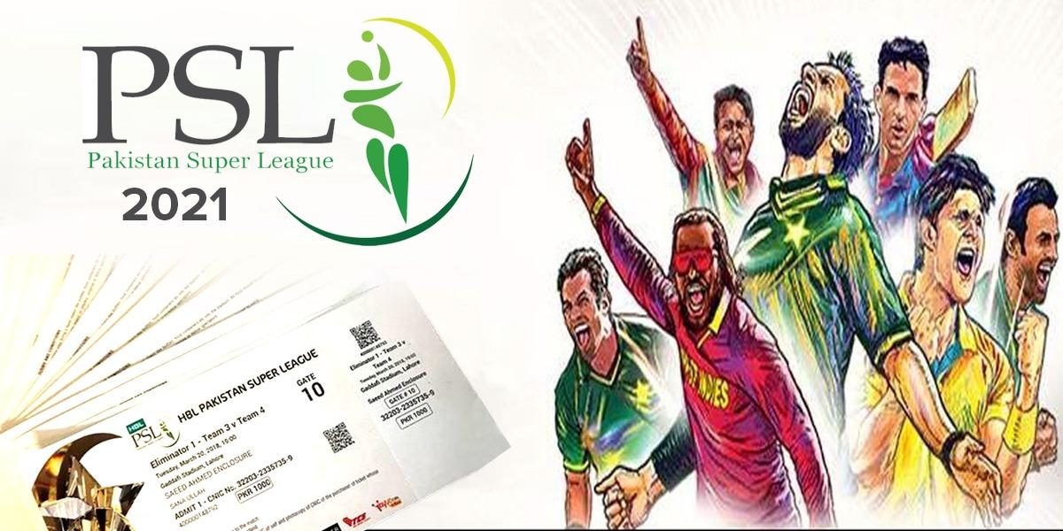 PSL 6 Tickets