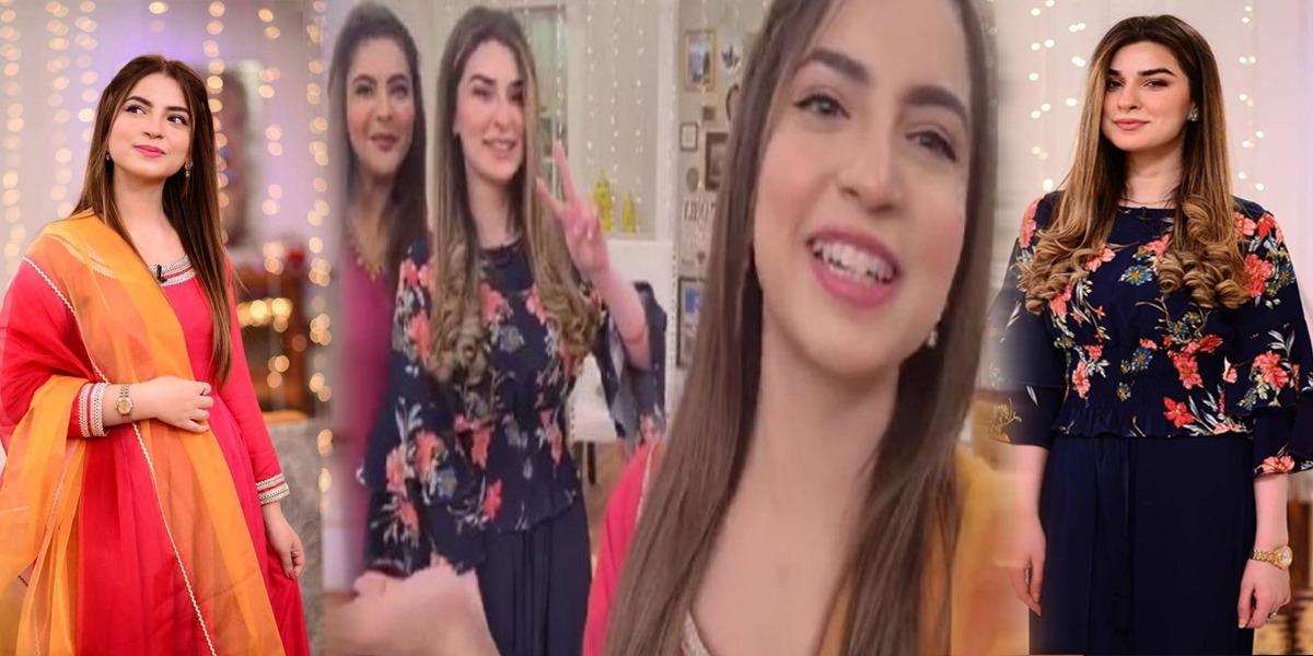 Nida Yasir responds to criticism