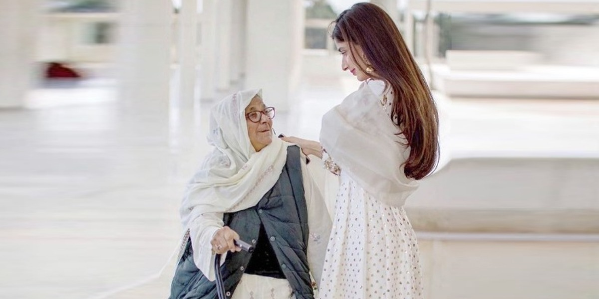 mawra grandmother