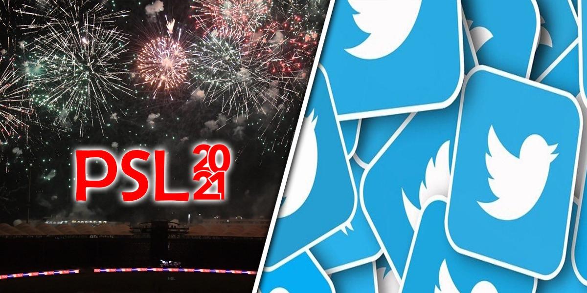 PSL 2021 Opening Ceremony