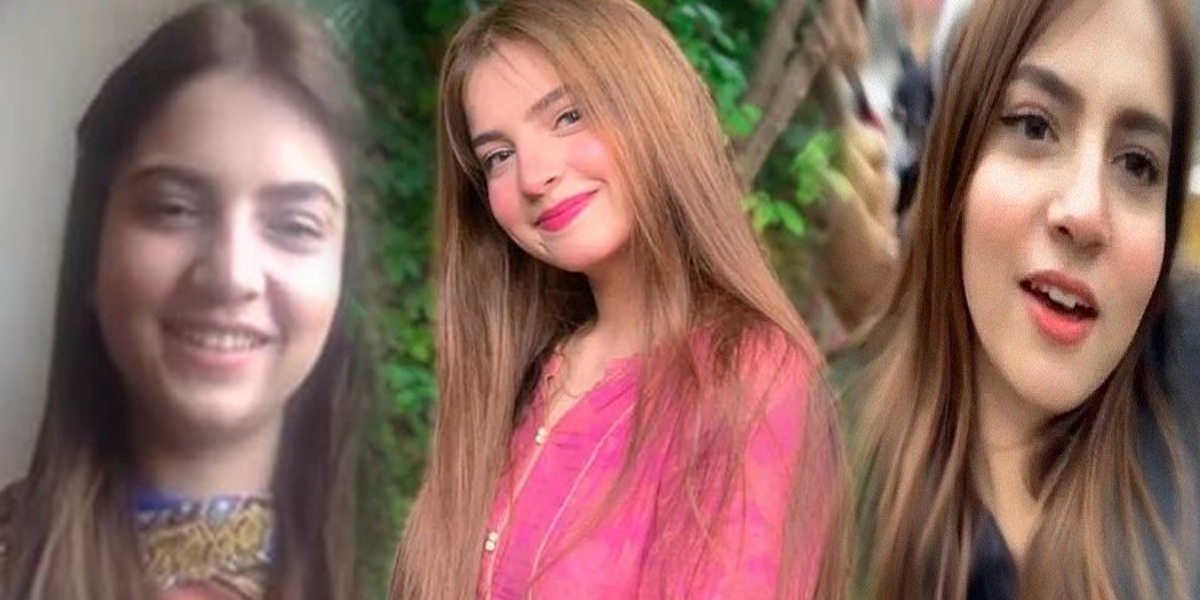 Pawri Girl Dananeer Mobeen