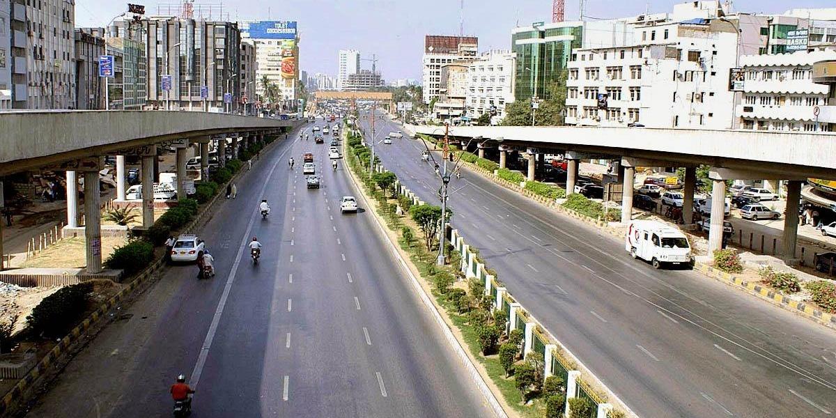 Karachi temperature