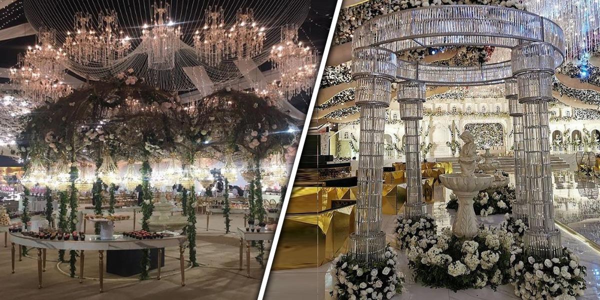 Master Tiles Le Paris Wedding