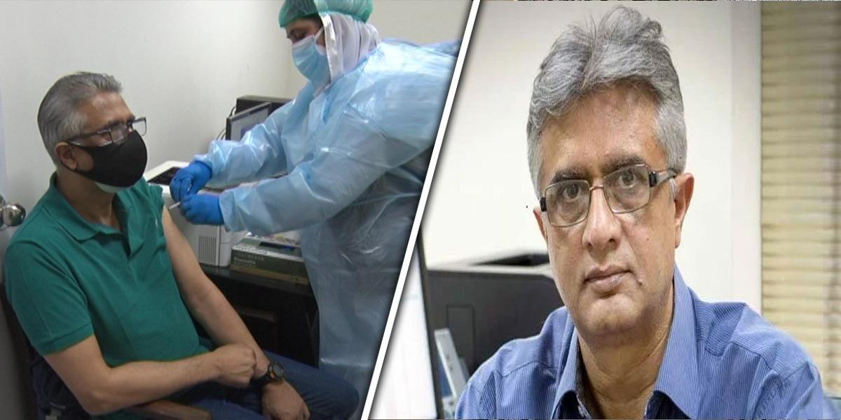COVID-19 Sinopharm vaccine Dr Faisal