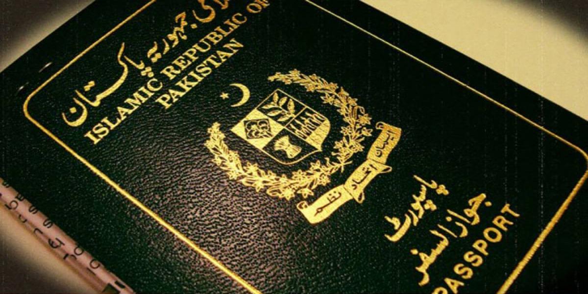 Passport fee Pakistan embassy to Saudi Arabia