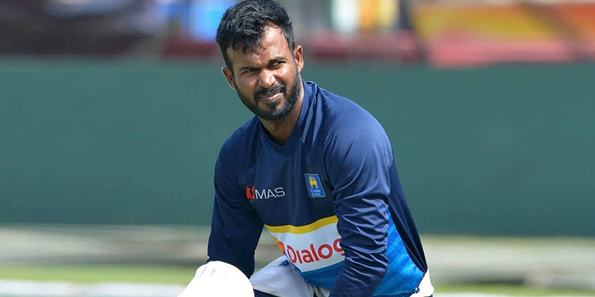 Sri Lankan batsman Upul Tharanga announces to withdraw from int'l cricket