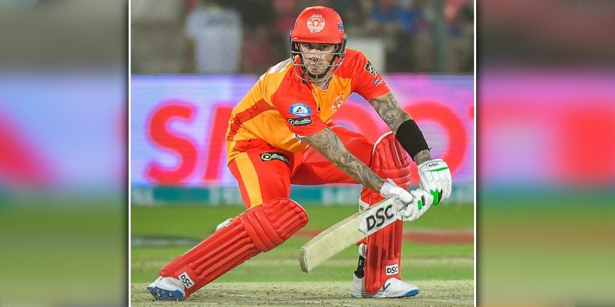 #KKvIU: Alex Hales shines after his 4th highest chase in PSL history