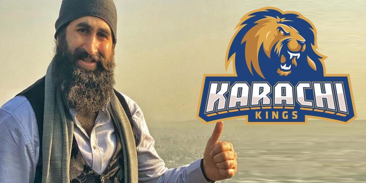 #KKvIU Celal Al Karachi Kings