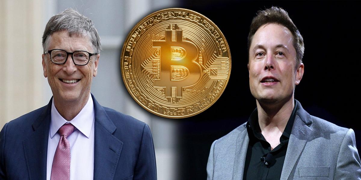 Bill Gates Bitcoin Elon Musk