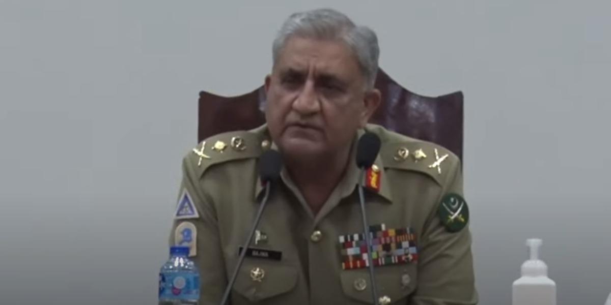 COAS Visits PAF Air War College Institute At Karachi