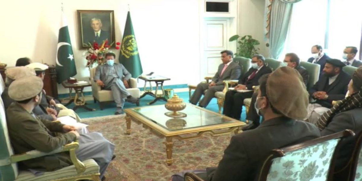 Pakistan Has The Highest Desire For Peace In Afghanistan: PM