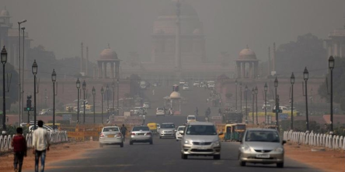 India: PM2.5 Air Pollution In New Delhi Killed 54,000 People In 2020