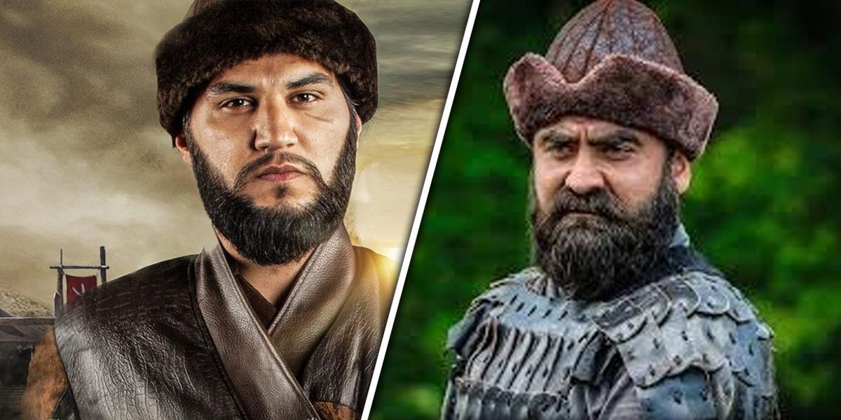 Ertugrul Ghazi's 'Gunkut Alp' And 'Kutluca Alp' Arrive In Pakistan