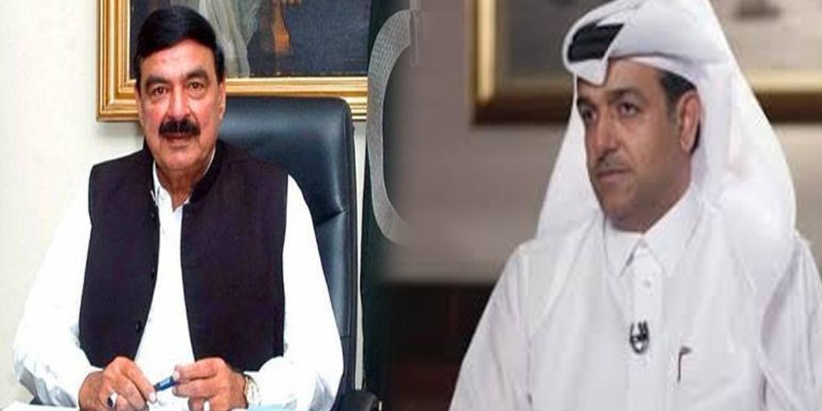 Interior Minister Appreciates Qatar's Efforts In Afghan Peace Process
