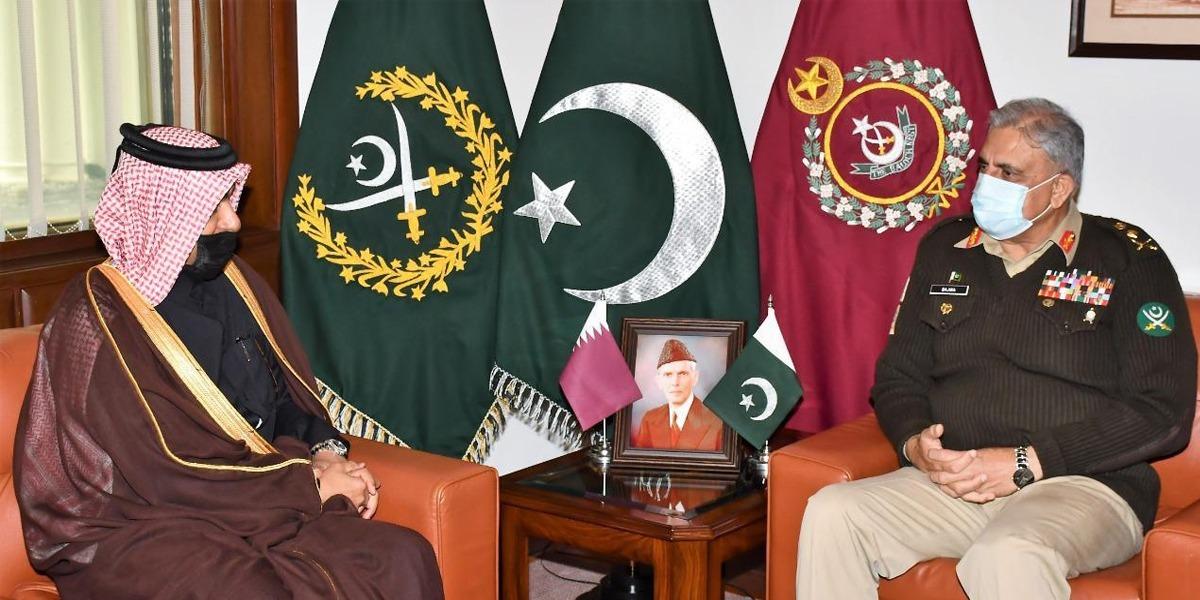 Pakistan, Qatar Share Deep-Rooted Spirit Of Brotherhood: COAS