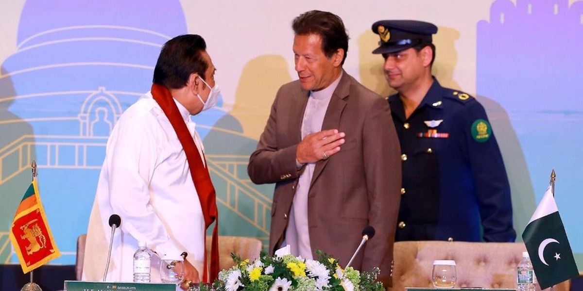 Imran Khan's Visit To Sri Lanka, A Message To India