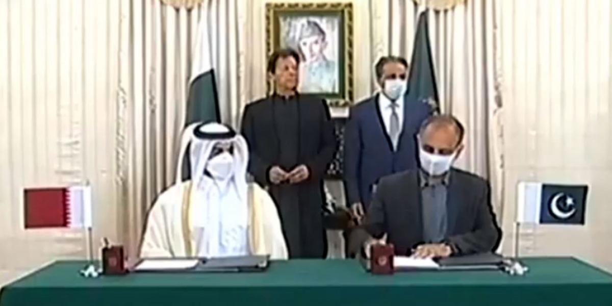 LNG Agreement Reach Between Pakistan And Qatar