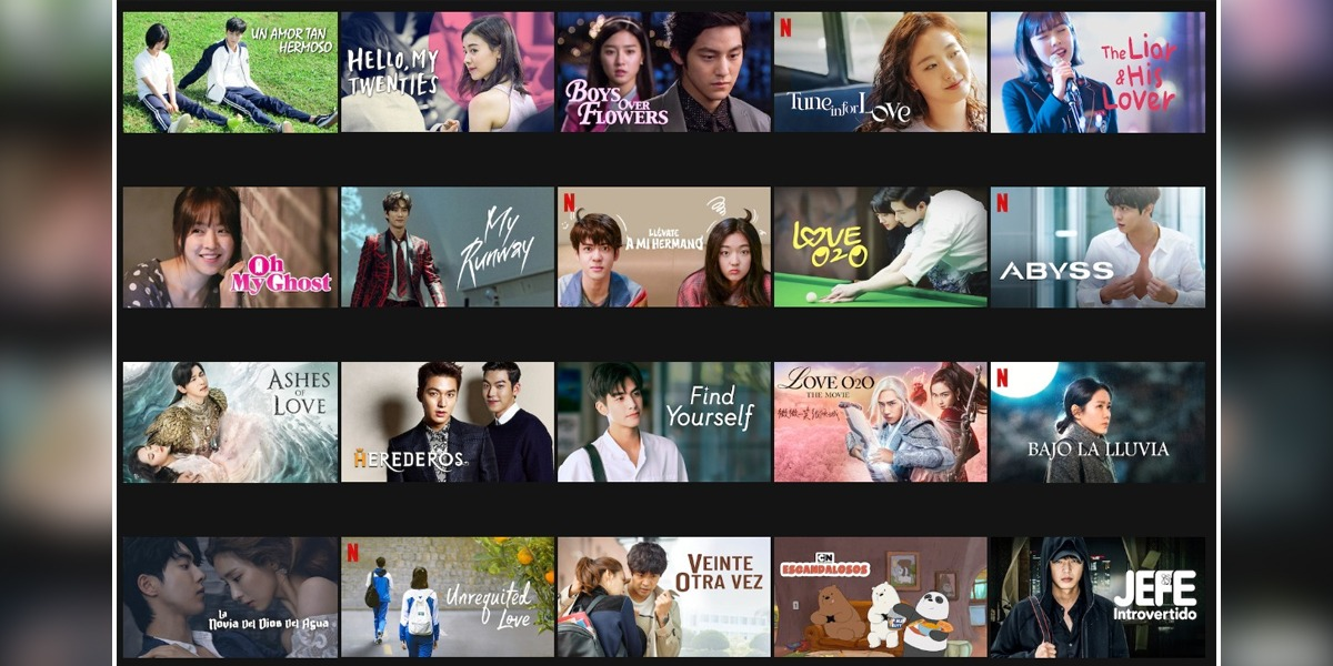Netflix To Invest $500 Million In Korean Movies And TV Shows