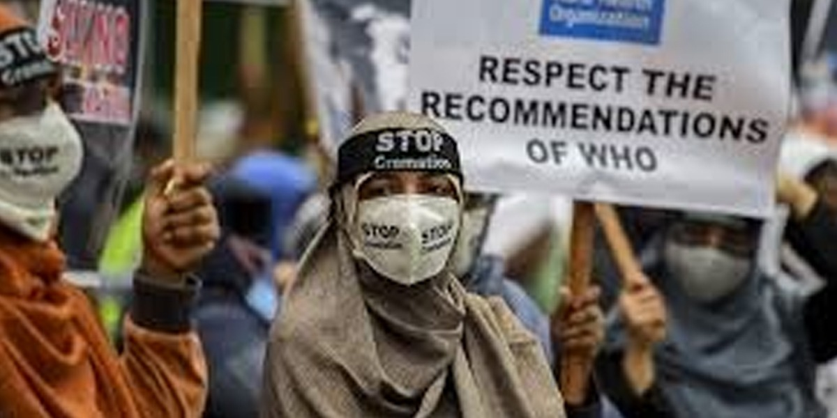 Sri Lanka Lifts Ban On Burial Of COVID-19 Victims After PM Imran's Visit