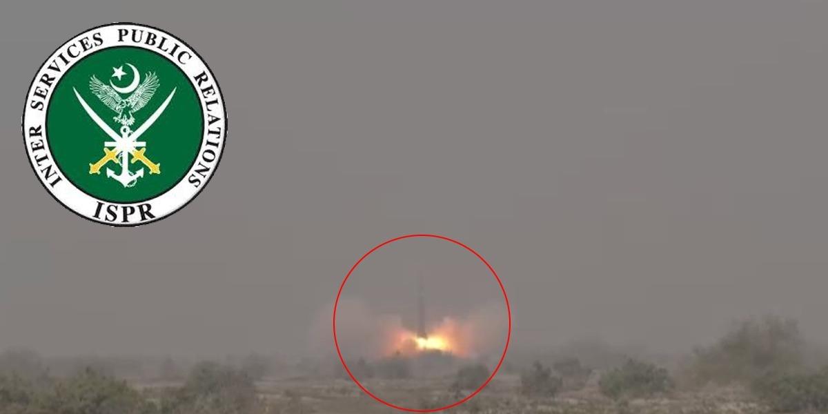 Pakistan Conducts Successful Training Launch Of Ballistic Missile Ghaznavi
