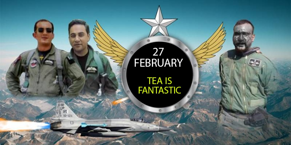 Pakistan Air Force Releases Song To Commemorate 'Operation Swift Retort'