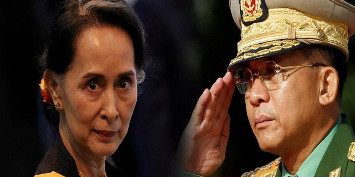 Myanmar Military Coup: Ousted Aung San Suu Kyi Charged With Importing Illegal Equipment