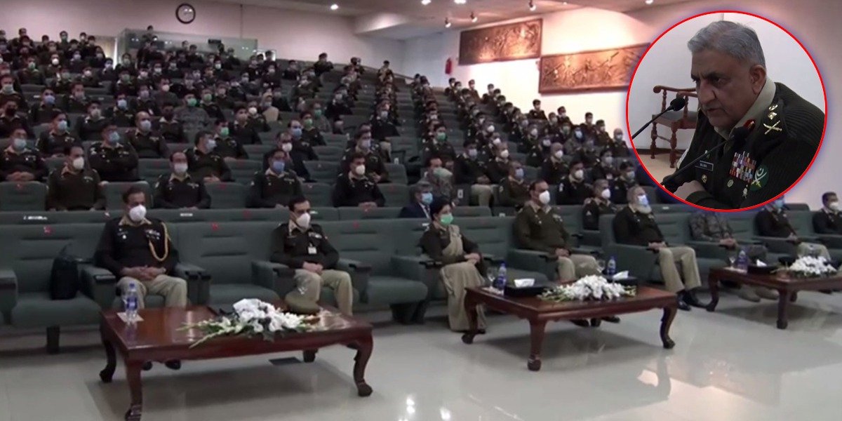 People Of Kashmir And This Region Deserve Peace: COAS