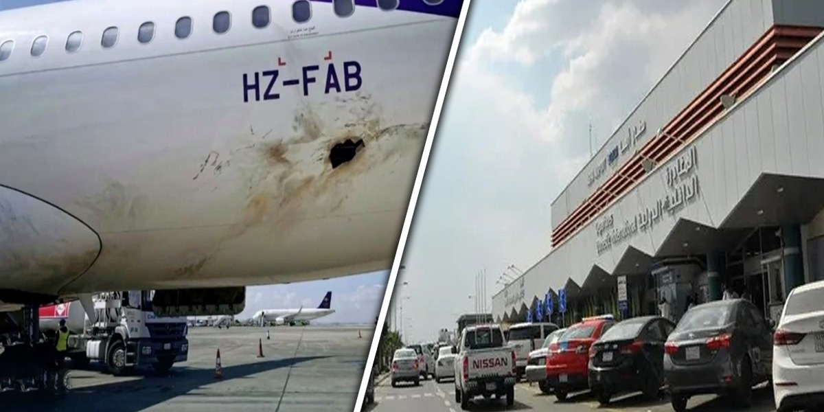 Houthi Attack On Saudi Arabia's Abha Airport Sets Plane On Fire: Arab League