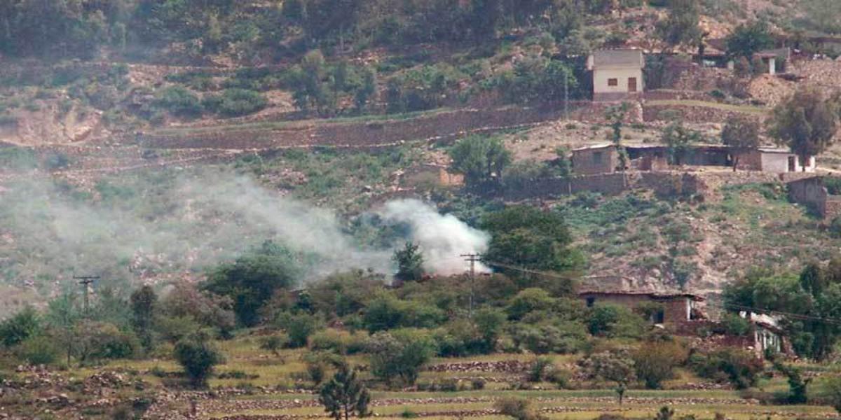 Terrorists Fire 5 Rockets From Inside Afghanistan In Bajaur: ISPR