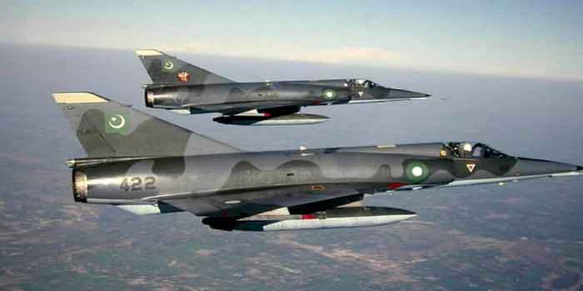 Pakistan Air Force Celebrates Golden Jubilee of Mirage Aircraft