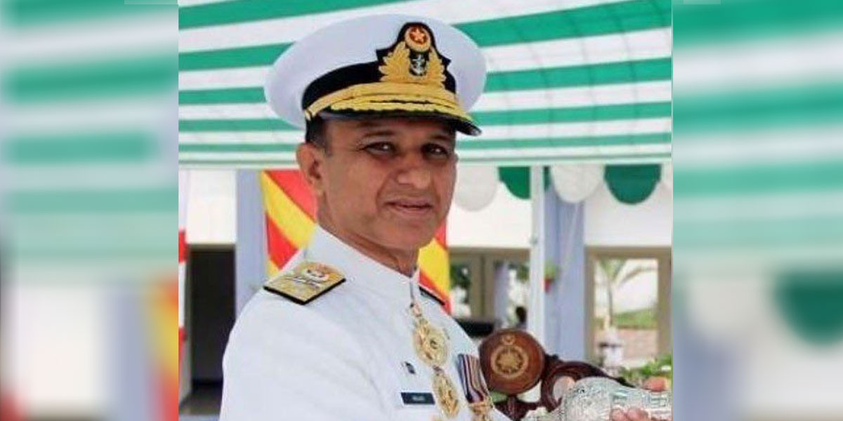 Naval Chief Shares Heartfelt Message On Police Martyrs Day 2021