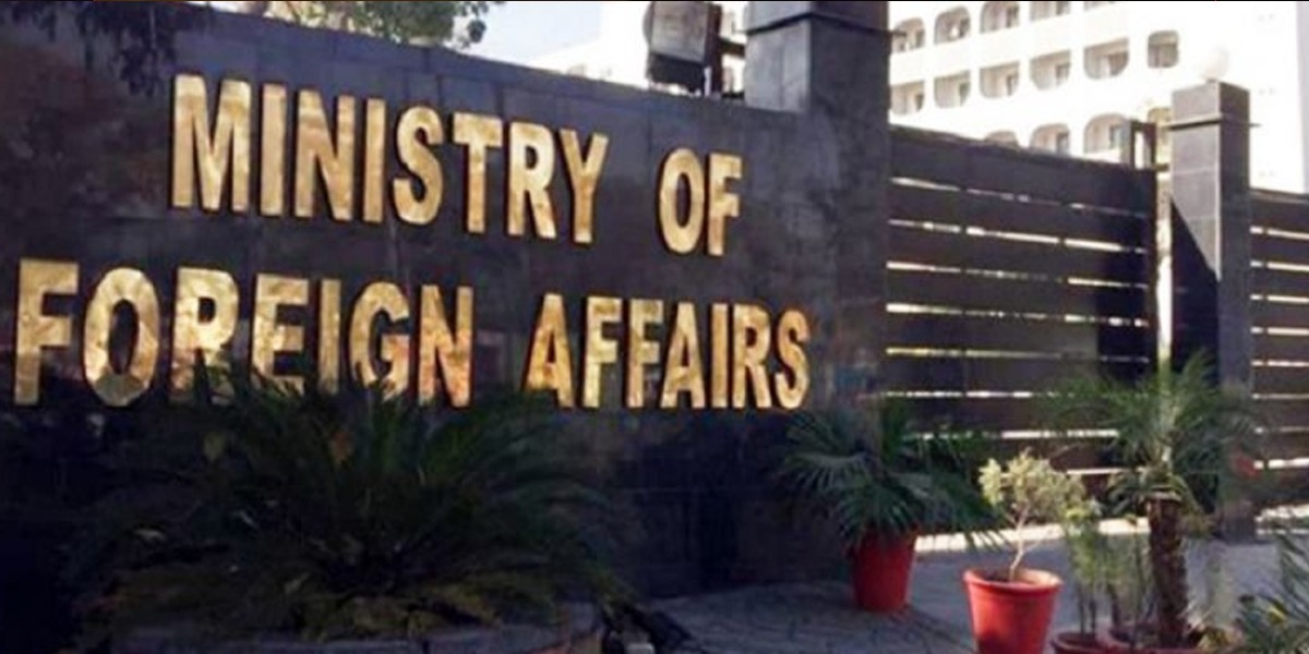 India Is Misleading Int'l Community To Organize Visit By Foreign Envoys To IIOJK