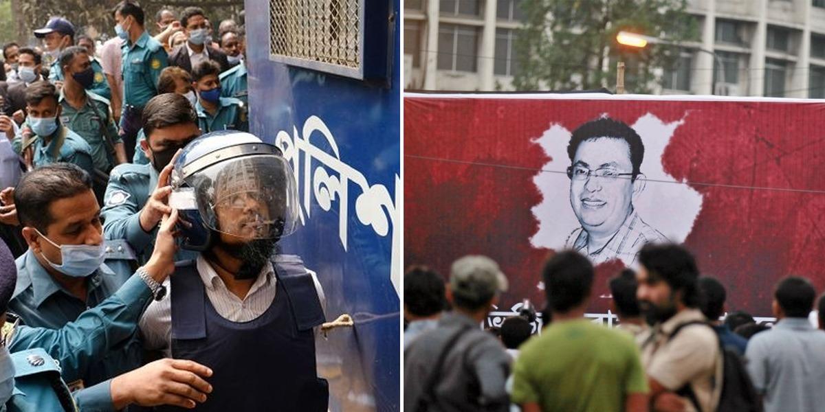 Bangladesh: Five Sentenced To Death For Killing American Blogger