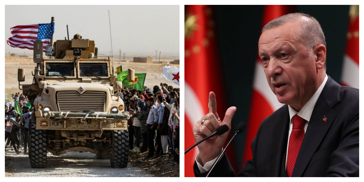 Turkey Accuses US Of Backing Terrorists After 13 Turkish Killed In Iraq