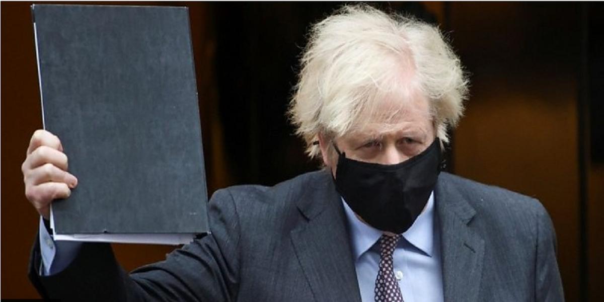 Boris Johnson UK coronavirus Lockdown