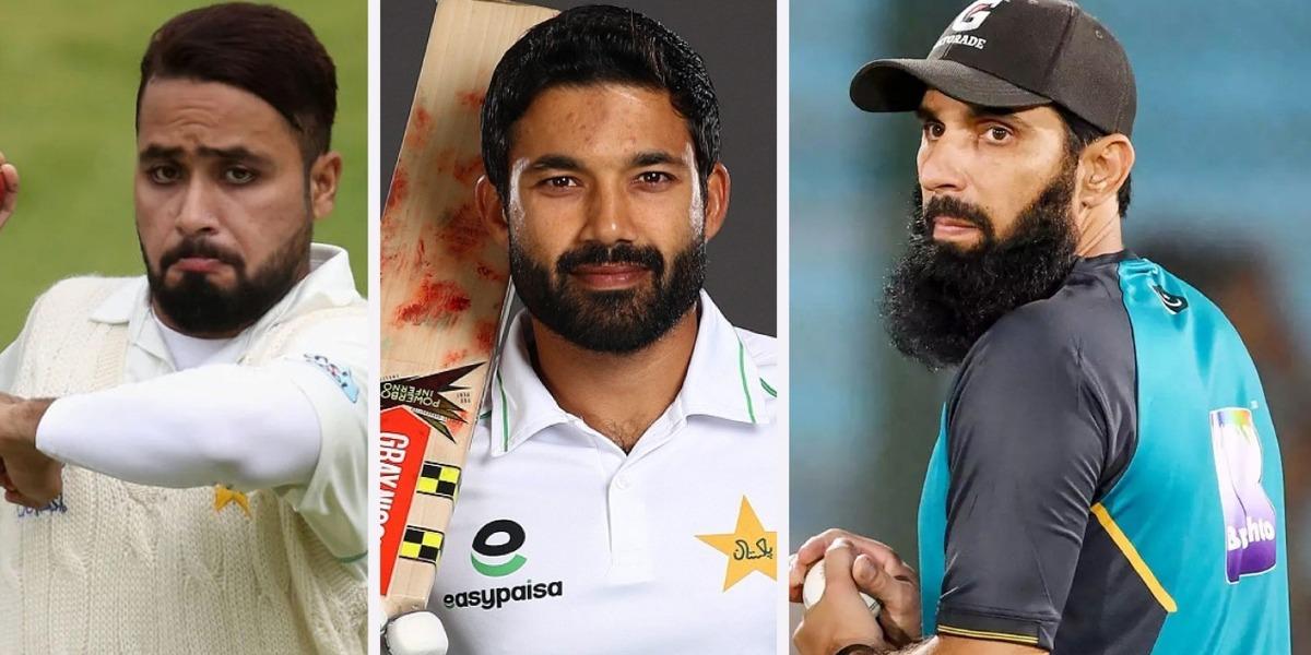 """Rizwan and Faheem are the pillars of Pakistan team"", says Misbah-ul-Haq"