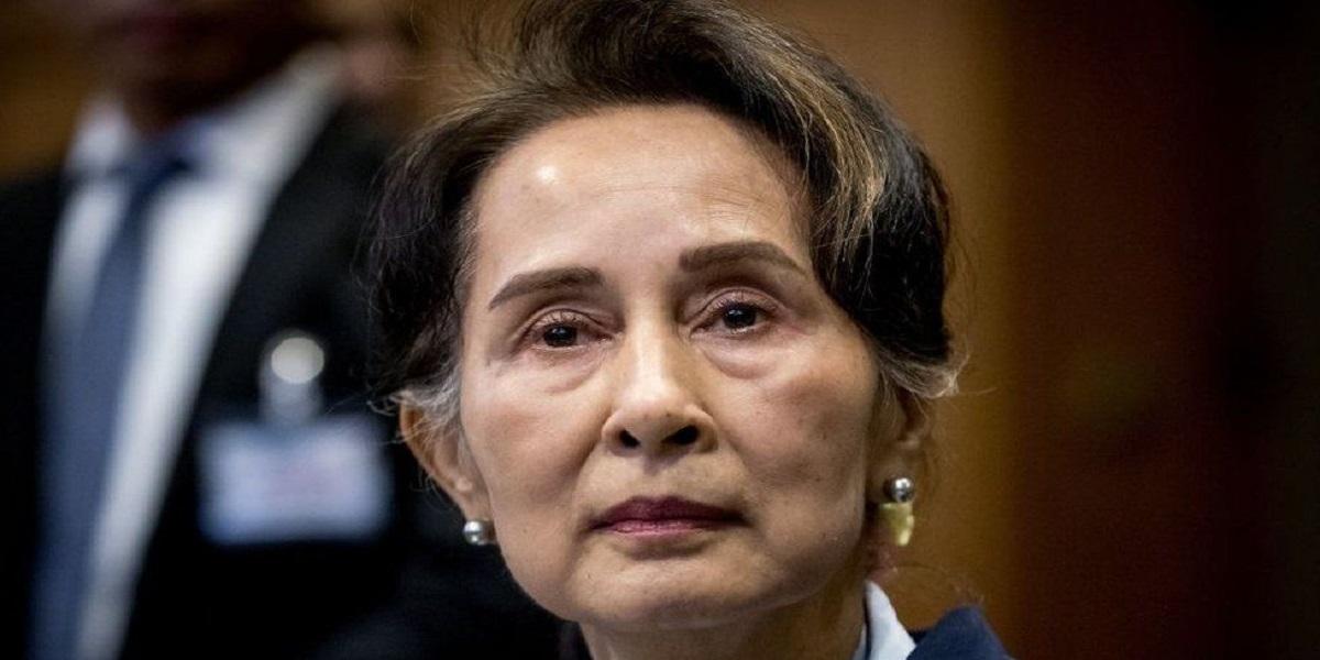 Aung San Suu Kyi Myanmar Coup