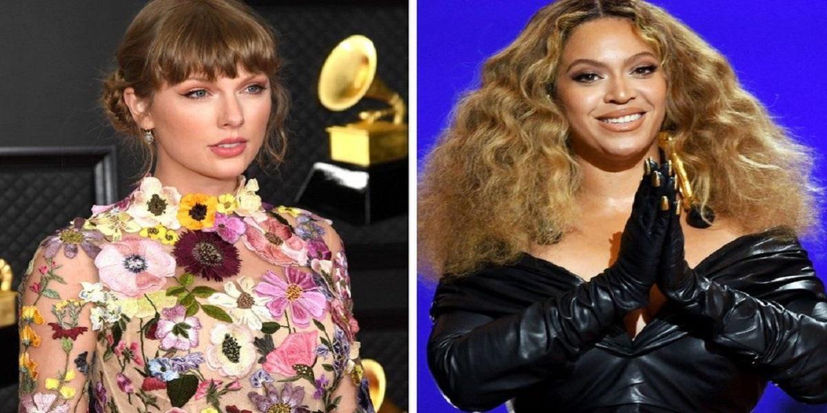 Grammys 2021: Beyoncé and Taylor