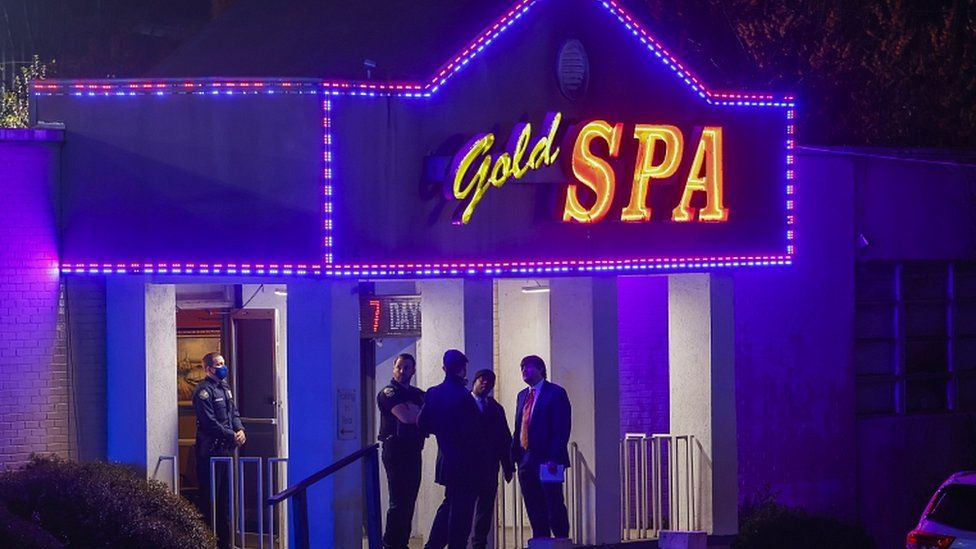 Asian women among eight killed at three spas in US
