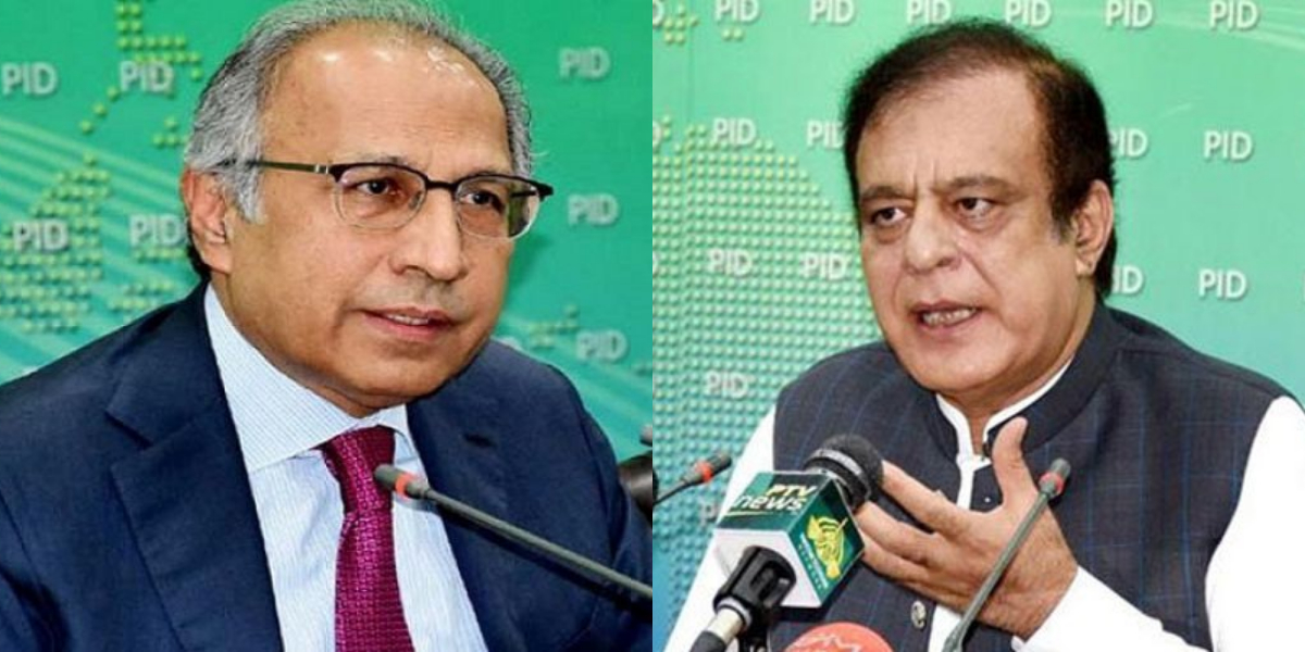 Hafeez Shaikh replaced as Finance Minister