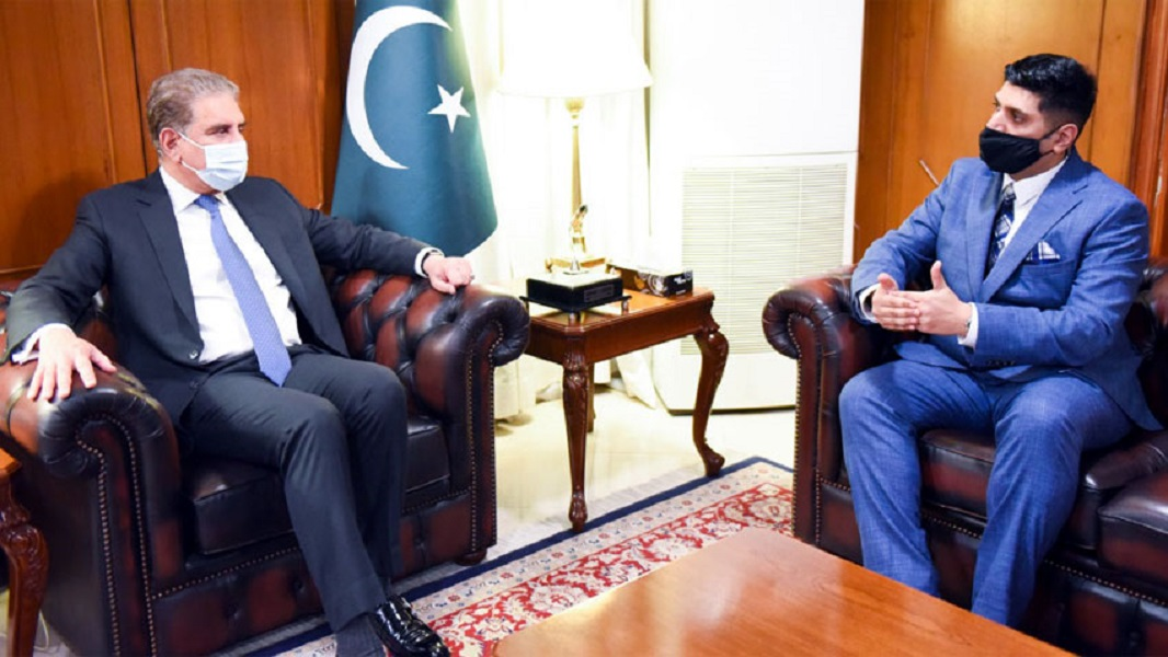 FM emphasizes on promotion of bilateral ties between Pakistan, European countries